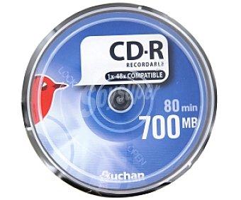 AUCHAN CD Pack 10