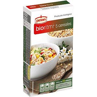 BIORITMI 5 cereales ecologico para ensaladas frias y arroces envase 250 g Envase 250 g