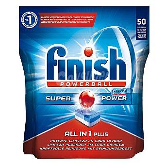 Finish Lavavajillas máquina todo en 1 48 pastillas
