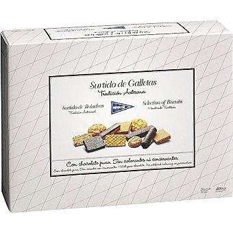 Hipercor Surtido de galletas Estuche 400 g
