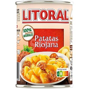 Litoral Patatas Riojanas Lata de 425 g