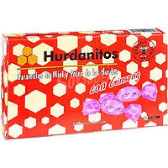 HURDANIT Caramelos miel-polén bolsa 150 g