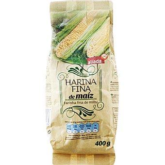 Aliada Harina de maíz fina Paquete 400 g