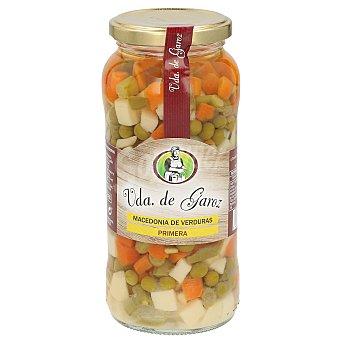 Vda. de Garoz Macedonia de verduras frasco 325 gr frasco 325 gr