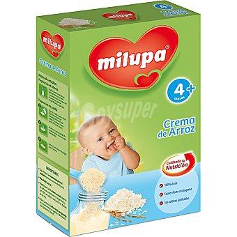 Milupa Papilla crema de arroz Envase 250 g