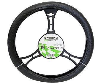 Car factory Cubre volante universal de color negro Classic Classic