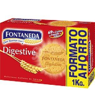 Fontaneda Galleta digestive Caja de 1000 g