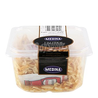 Medina Patata paja ketchup tarrina 140 g