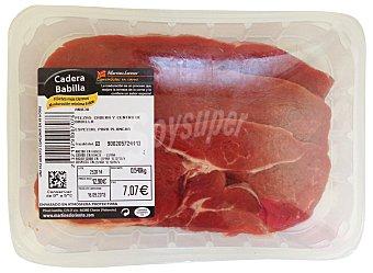 Martinez Loriente Ternera filete muy tierno 3/4 U. añojo 1ªA fresco (cadera / babilla) Bandeja 500 g peso aprox.