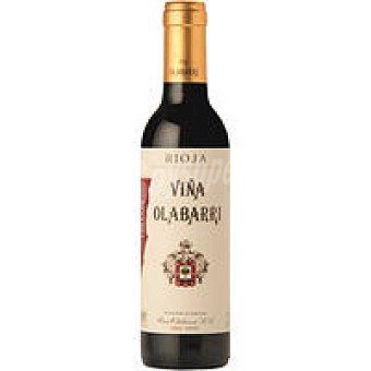 Viña Olabarri Vino Tinto Crianza Rioja Botellín 37,5 cl