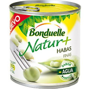 Bonduelle Natur + Habas finas Lata 310 g