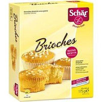 Schär Brioches Caja 175 g