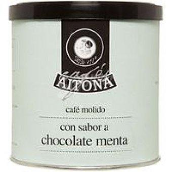 Aitona Café molido sabor a chocolate-menta Lata 100 g