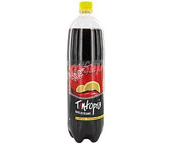 TINTOPIA Tinto de Verano Limón Botella 1,5 Litros