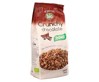 Santiveri Cereales de fibra y chocolate 400 g