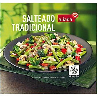 Aliada Salteado tradicional Bolsa 400 g