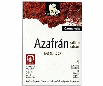 Carmencita Azafrán molido 0,375 g