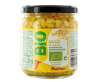 Auchan Maíz dulce al natural Tarro de 215 gr