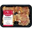 Contramuslos de pollo certificado con alimentación 100% vegetal 4 unidades peso aproximado Bandeja 720 g Sertina