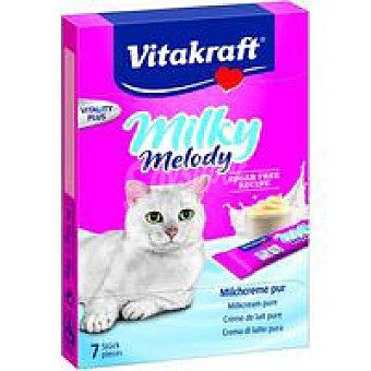 Vitakraft Crema de leche para gatos Pack 70