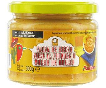 Auchan Salsa de queso Frasco de 300 g