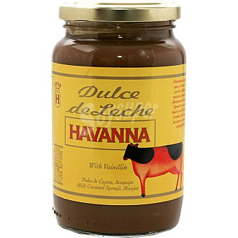 HAVANNA Crema de dulce de leche Frasco 450 g