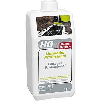 HG Limpiador profesional de mármol Botella 1 L