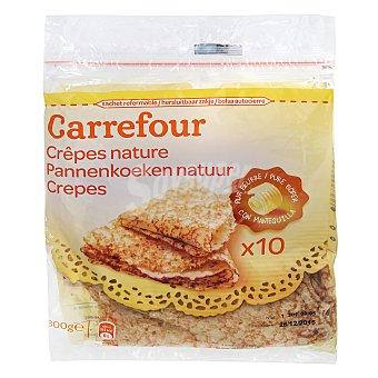 Carrefour Crepes natural 300 g