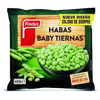 Findus Haba baby Bolsa 400 g