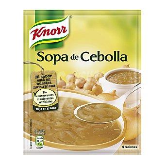 Knorr Sopa de cebolla 55 g