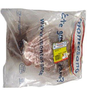 Centro Chuleta de de lomo congelada Bandeja de 1 kg
