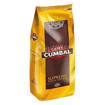 Cumbal Café natural en grano Supreme 1 kg