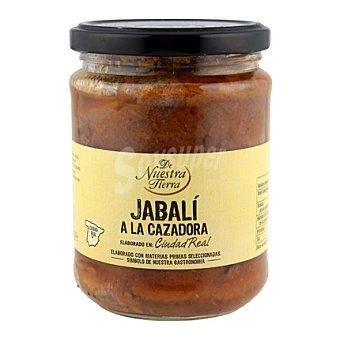 De nuestra tierra Jabali en salsa 415 g