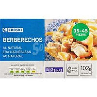 Eroski Berberechos 35-45 58g