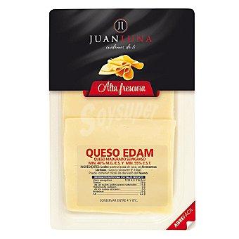 Juan Luna Queso Edam en lonchas Juan Luna 200 g