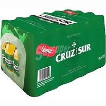 Cruz del Sur Cerveza Pack 24x25 cl