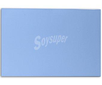 APLI Plancha de foam, goma eva de color azul claro y dimensiones 400x600x 2 milímetros 1 unidad