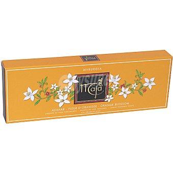 MAJA Pastilla de jabón de lujo perfumado azahar Pack 3 pastilla 100 g