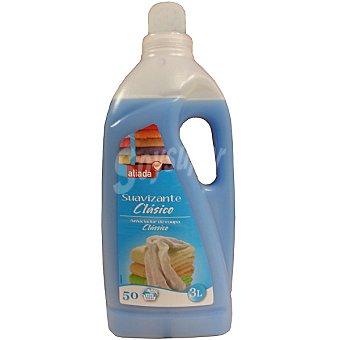Aliada Suavizante diluido clásico botella 3 l 50 dosis