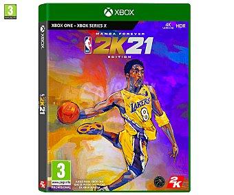 Deportes NBA 21 Edición Leyenda para Xbox One. Género: , baloncesto. pegi: +3 2k