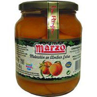 Marzo Melocotón en almíbar Tarro 400 g