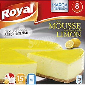 Royal Pastel mousse sabor limón Caja 207 g