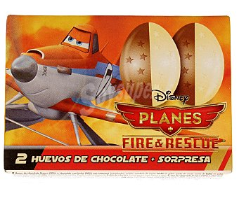 Miguelañez Dos huevos de chocolate 32 gramos