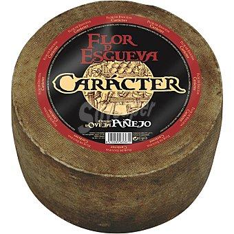 Flor de Esgueva Caracter queso de oveja añejo peso aproximado pieza 3,2 kg 3,2 kg