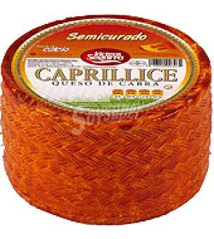 Caprillice Queso semicurado de Cabra 425 gr