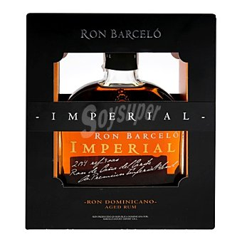 Barcelo Ron Imperial Botella 70 cl