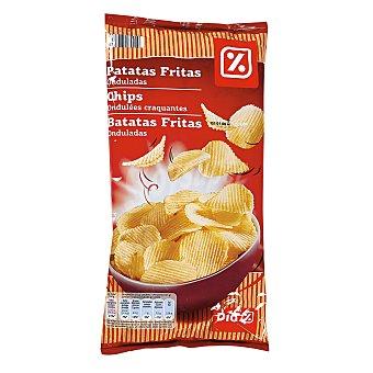 DIA Patatas fritas onduladas bolsa 150GR Bolsa 150GR