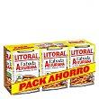 Fabada Pack de 3 unidades de 435 g Litoral