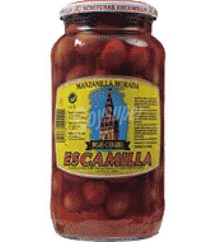 Escamilla Aceituna gordal morada 600 g