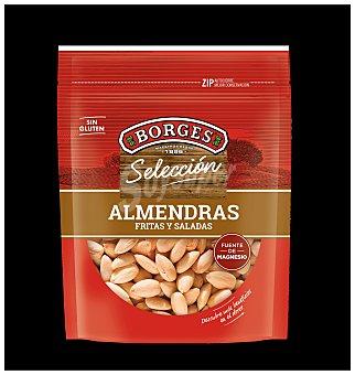 Borges Almendras fritas y saladas Paquete 200 g
